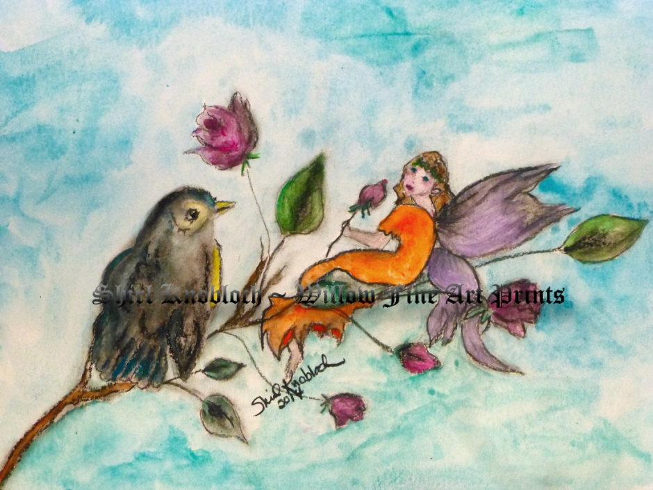 Birdsong for a Fairy