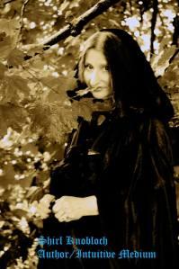 sepia author photo