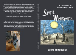 Spirit Whispers front and back cover