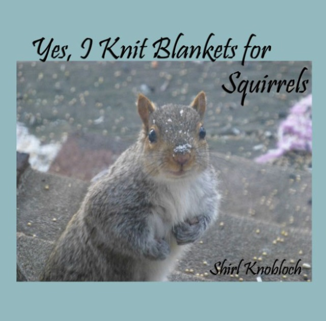 Front cover squirrel