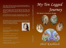 book cover Ten Legged Journey